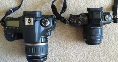 Full Comparing DSLRs vs Mirrorless Cameras